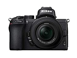 Image of the product Nikon   Z50 Mirrorless that is listed on the catalogue brand of Nikon.
