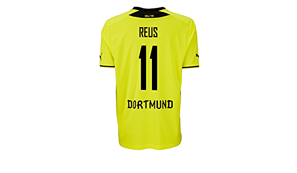 Gadzhinski2017 Reus #11 Borussia Dortmund 2018-2019 Kids//Youths Home Soccer Jersey /& Shorts