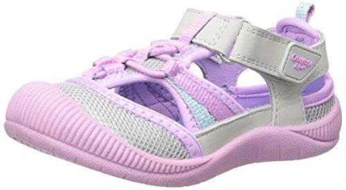 Image of OshKosh B'Gosh Kids Dessa Girl's Protective Bumptoe Sandal Sport
