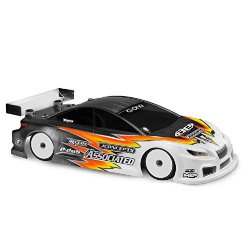 J Concepts A1 A-One 190mm Touring Car Clear Body, Light Weight ()