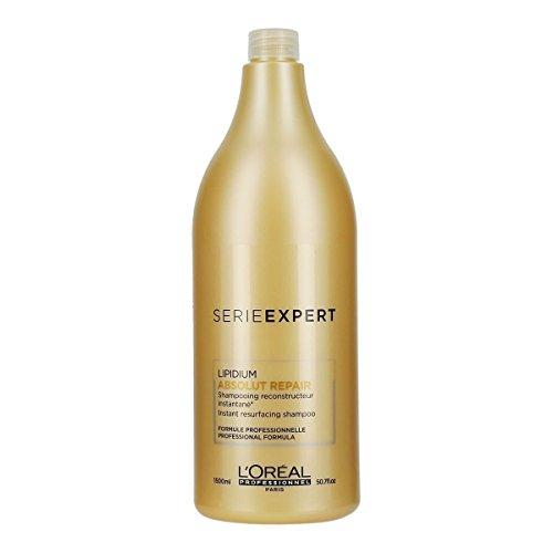 Loreal Expert Absolut Repair (L'Oreal Professional Serie Expert Absolut Repair Lipidium Shampoo, 50.7 Ounce)