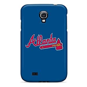 JonathanMaedel Samsung Galaxy S4 Anti-Scratch Cell-phone Hard Covers Unique Design Fashion Atlanta Braves Pictures [HSi5891iHzT]