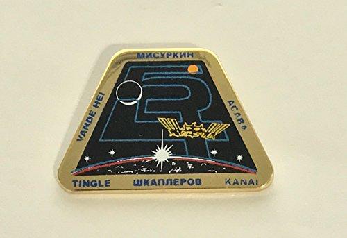 - NASA Expedition 54 Lapel Pin