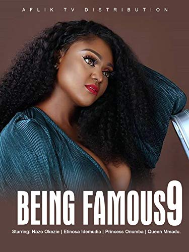 Being Famous 9 on Amazon Prime Video UK