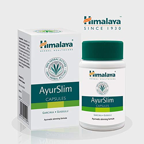 Ayurslim For Weight Loss All Natural Weight Management Support Helps Burn Fat And Maintain Healthy Cholesterol Levels Contains Garcinia Cambogia