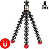 JOBY GorillaPod Magnetic 325: A Magnetic Tripod for Point & Shoot and Small Cameras up to 325 Grams
