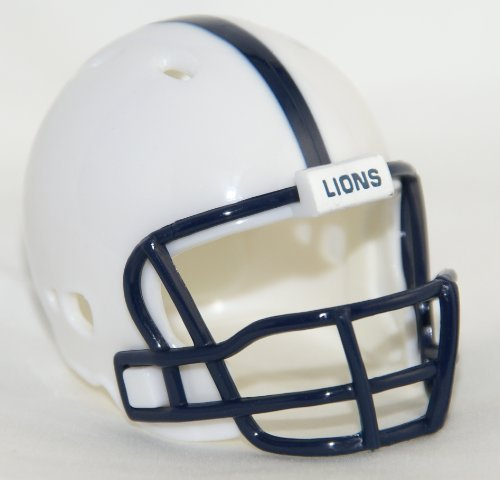 (PENN STATE NITTANY LIONS Riddell Revolution POCKET PRO Mini Football Helmet by OnField)