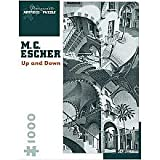 M.C. Escher Up and Down 1000pc Jigsaw Puzzle