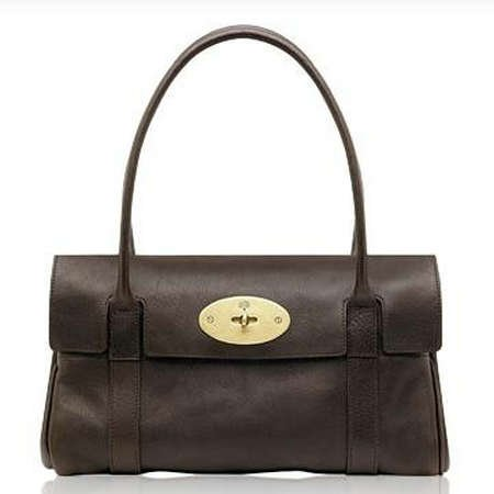 c9bf6679ec46 Mulberry Bag East West Bayswater Chocolate  Amazon.co.uk  Kitchen   Home