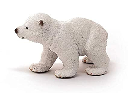 Schleich 14708 Polar Bear cub Walking