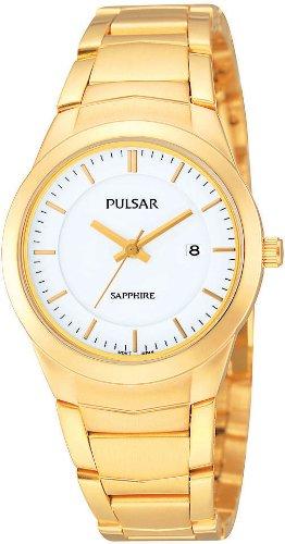 Pulsar Uhren Women's Quartz Watch Modern PH7256X1 with Metal Strap