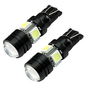 Autoec Led Bulbs T10 Lens W5w 194 168 5730 Smd 175 2825