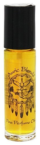Auric Blends - Fine Perfume Oil Roll On Patchouly - 0.33 Oz. by Auric - 1/3 Oz Perfume Oil