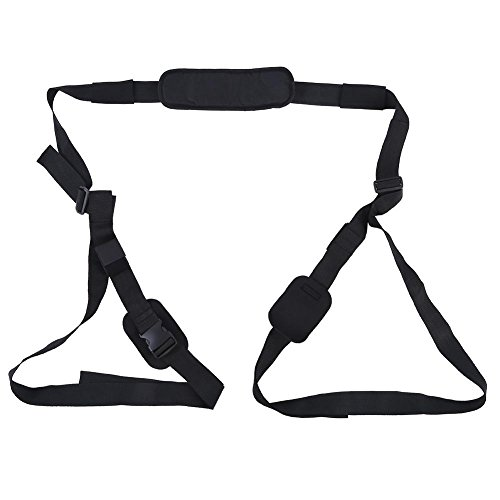 VGEBY Kayak Paddleboard Carrier, SUP Stand Up Paddle Board Surfboard Shoulder Strap Sling by VGEBY