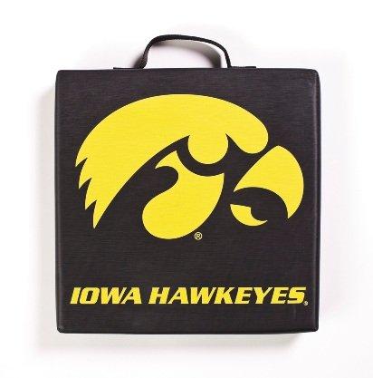 Official NCAA Seat Cushion - Iowa Hawkeyes ()