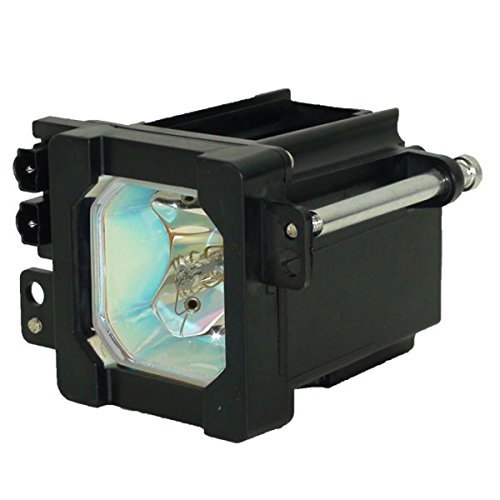 WOWSAI TV Replacement Lamp in Housing for JVC HD-56G647, HD-56G786, HD-56G787, HD-56G887, HD-56FN97, HD-56FB97, HD-56FC97, HD-56FH96 Televisions, Black