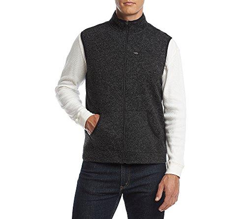 Zip Sweater Vest - 1