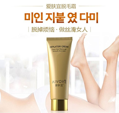 Hair Removal Cream, Hatop AFY New Women Men Permanent Hair Removal Cream For Leg Hair Arm Pit Depilatory