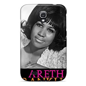 XsK472upiN Williams6541 Awesome Case Cover Compatible With Galaxy S4 - Aretha Franklin