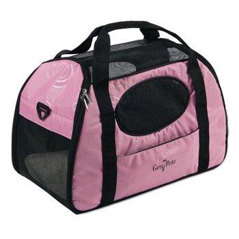 Gen7Pets Carry-Me Fashion Pet Carrier, Large, Cotton Candy