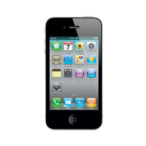 Internal Replacement Battery for iPhone 4 - Non-Retail Packaging - Black