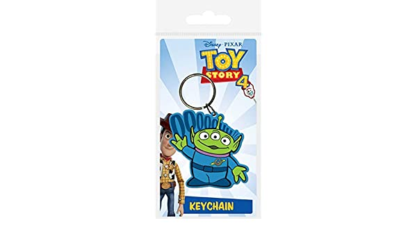 1art1 Toy Story - 4, Alien Llavero (6 x 4cm): Amazon.es: Hogar