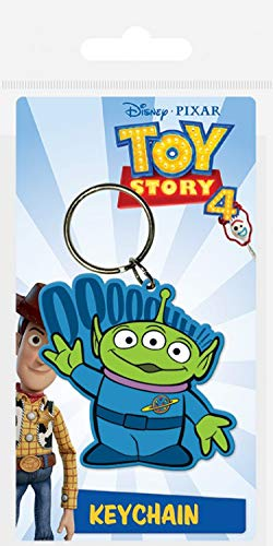 1art1 Toy Story - 4, Alien Llavero (6 x 4cm): Amazon.es: Hogar