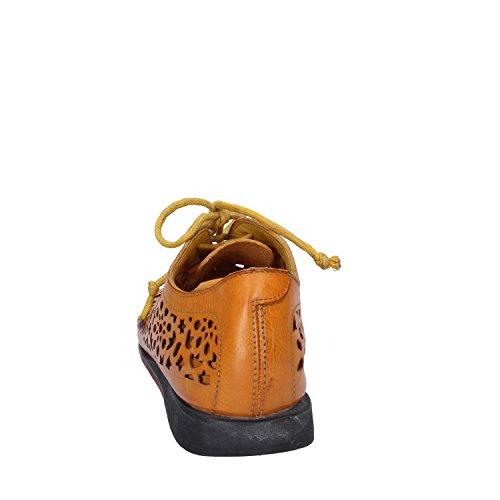 Classiche Pelle EU Giallo Donna MOMA 37 Sandali Eleganti Pdq6q