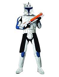 Rubie's Costume Star Wars The Clone Clonetrooper Captain Rex Costume