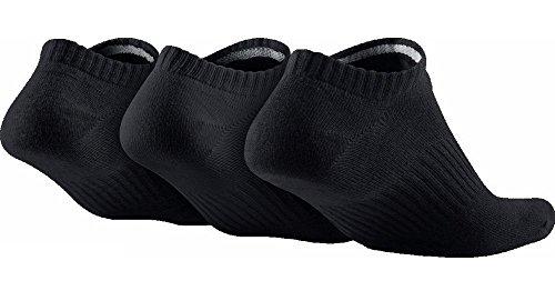 pack Calzini Performancelightweight Nike 3 Bianco Nero n6E0B0a