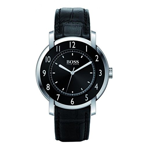 Hugo Boss Black Dial Mens Watch HB1512196