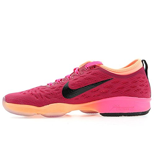 Scarpe Donna Rosa Fit NIKE Sportive Agility Wmns Zoom 1TSxwqYI