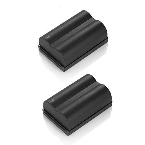 (2 Pack of Canon BP-512 Battery - Replacement Battery for Canon Digital Camera (2200mAh, 7.4V, Li-Ion))