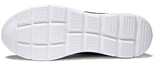 mit Unisex 35 Leicht Farben 44 Sneaker 5 Sportschuhe EU Schwarz SEECEE Turnschuhe 1x6gg