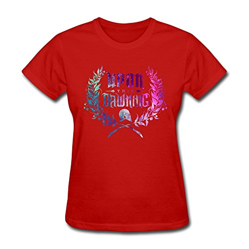 Honey Nerd Ring Spun Cotton Upon This Dawning Tshirt Size XS Color Red
