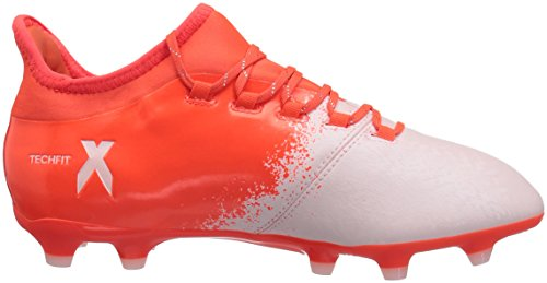 Adidas Performance Dames X 16.2 Fg W Voetbalschoen Wit / Wit / Infrarood