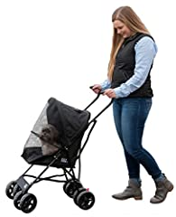 Pet Gear strollers are a great way to take your pet with you on a long walk through the park, a walk around the block, or maybe even shopping at the mall. They safely contain and protect your pet wherever you go. The Travel Lite Stroller has ...