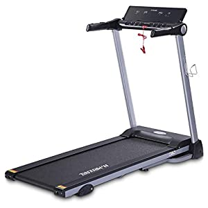 Well-Being-Matters 41w3oxZyhqL._SS300_ MaxKare Folding Treadmill Electric Motorized Running Machine with 15 Pre-Set Programs 2.5HP Power 8.5 MPH Max Speed…