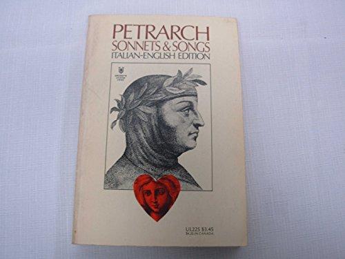 Sonnets & Songs (Italian-English Edition)