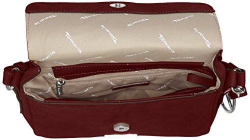 Rouge Bordeaux bandoulière Vina Tamaris Sacs Rot Comb Of6tOpW