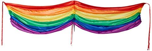 Rainbow Fabric Bunting -
