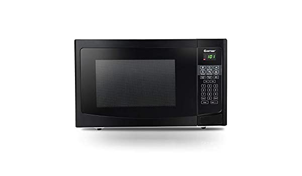 Amazon.com: 1.1 cu ft Programmable Microwave Oven 1000W LED ...