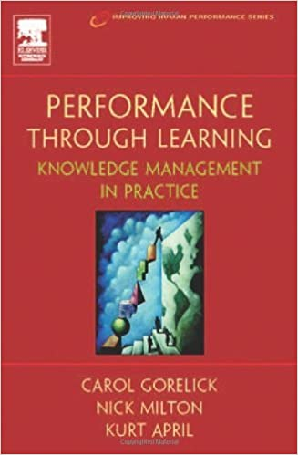 Book Performance Through Learning: Knowledge Management in Practice: 1st (First) Edition