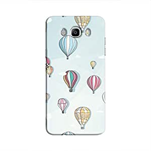 cover It Up - Balloons Sky Galaxy J5 2016Hard Case