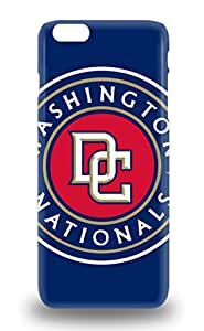 Perfect Fit MLB Washington Nationals Logo 3D PC Case For Iphone 6 Plus ( Custom Picture iPhone 6, iPhone 6 PLUS, iPhone 5, iPhone 5S, iPhone 5C, iPhone 4, iPhone 4S,Galaxy S6,Galaxy S5,Galaxy S4,Galaxy S3,Note 3,iPad Mini-Mini 2,iPad Air )