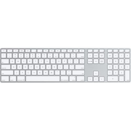 Apple Aluminum Wired Keyboard MB110LL/A (Renewed)