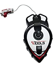 CE Tools SnapBack Chalk Line with Releasable Tip