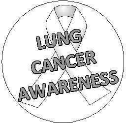 Lung Cancer Awareness 1.25