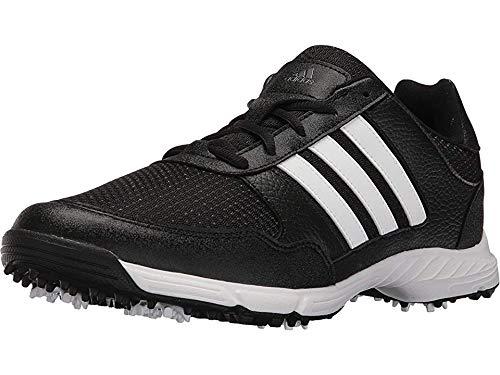 adidas Men's Tech Response Golf Shoe, Black, 10.5 M US from adidas
