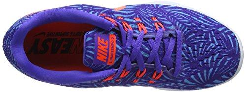 Nike Lunar Tempo 2 Print - Scarpe Running Donna Viola (500)
